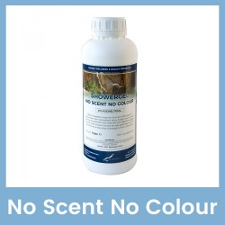 Claudius Showergel No Scent No Colour - 1 liter