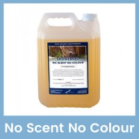 Claudius Showergel No Scent No Colour - 5 liter