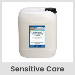 Claudius Showergel Sensitive Care - 10 liter