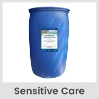 Claudius Showergel Sensitive Care - 220 liter