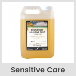 Claudius Showergel Sensitive Care - 5 liter
