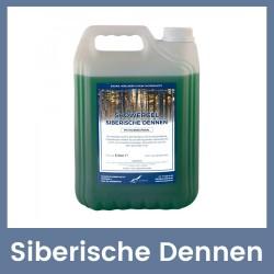 Claudius Showergel Siberische Dennen - 5 liter
