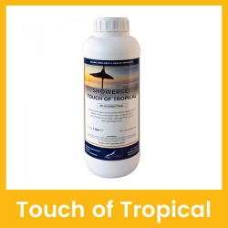 Claudius Showergel Touch of Tropical - 1 liter