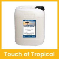 Claudius Showergel Touch of Tropical - 10 liter