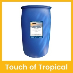Claudius Showergel Touch of Tropical - 220 liter