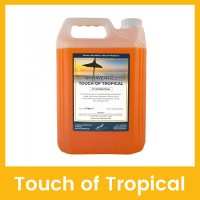 Claudius Showergel Touch of Tropical - 5 liter