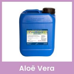 Claudius Stoombadmelk Aloë Vera - 5 liter