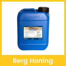 Claudius Stoombadmelk Berg Honing - 5 liter