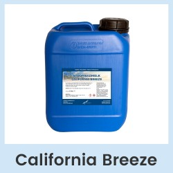 Claudius Stoombadmelk California Breeze - 5 liter