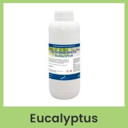 Claudius Stoombadmelk Eucalyptus - 1 liter