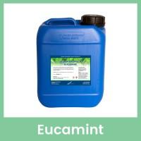 Claudius Stoombadmelk Eucamint - 5 liter
