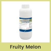 Claudius Stoombadmelk Fruity Melon - 1 liter