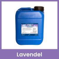 Claudius Stoombadmelk Lavendel - 5 liter