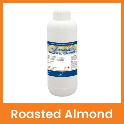 Claudius Stoombadmelk Roasted Almond - 1 liter