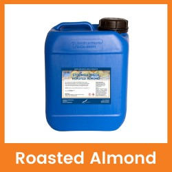 Claudius Stoombadmelk Roasted Almond - 5 liter