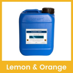 Claudius Verstuivermix Lemon & Orange - 5 liter