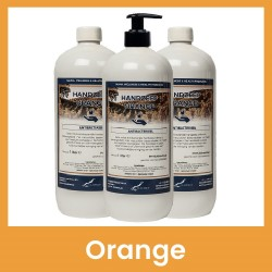 Claudius Handzeep Orange - 3 x 1 liter
