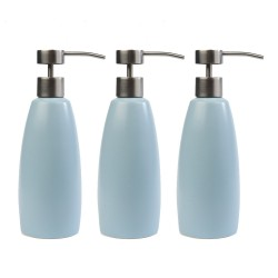 Zeepdispenser Blue 3 x 400 ml