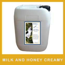 Claudius B&H Milk and Honey Creamy - 10 liter