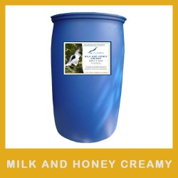 Claudius B&H Milk and Honey Creamy - 220 liter