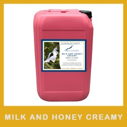 Claudius B&H Milk and Honey Creamy - 25 liter