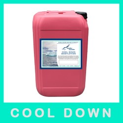 Claudius Cool Down Bodylotion - 25 liter