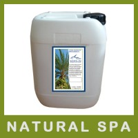 Claudius Natural Spa Bodylotion - 10 liter