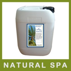 Claudius Natural Spa Bodylotion - 10 liter