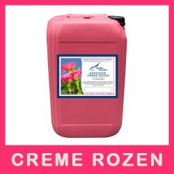 Claudius Handzeep Crème Rozen - 25 liter