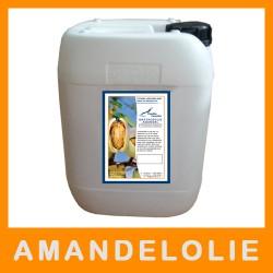 Claudius Massageolie Amandelolie - 10 liter