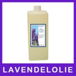 Claudius Massageolie Lavendelolie - 1 liter