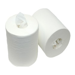Papier Mini Rol - 12 rollen