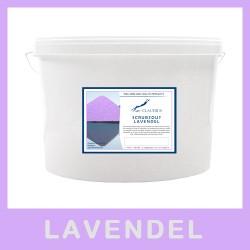Claudius Scrubzout Lavendel - 10 KG