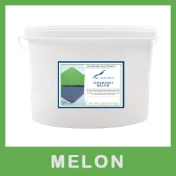 Claudius Scrubzout Melon - 10 KG