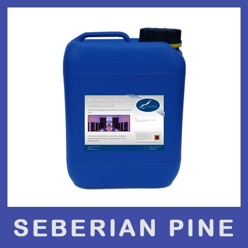 Claudius Stoombadmelk Seberian Pine - 5 liter