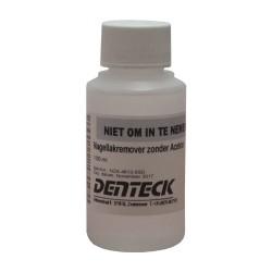Nagellakremover zonder Aceton - 100 ml