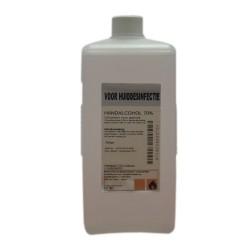 Handalcohol 70% met Cetiol - 1 liter