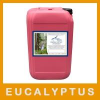 Claudius Showergel Eucalyptus - 25 liter